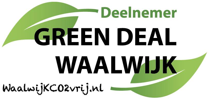 Partner van de Green Deal Waalwijk